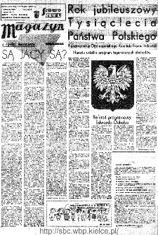 Słowo Ludu : organ Komitetu Wojewódzkiego Polskiej Zjednoczonej Partii Robotniczej, 1966, R.18, nr 15 (magazyn)