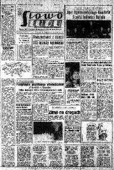 Słowo Ludu : organ Komitetu Wojewódzkiego Polskiej Zjednoczonej Partii Robotniczej, 1966, R.18, nr 16