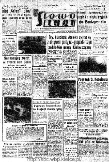 Słowo Ludu : organ Komitetu Wojewódzkiego Polskiej Zjednoczonej Partii Robotniczej, 1966, R.18, nr 19