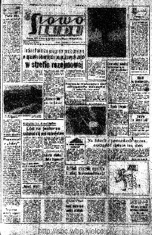 Słowo Ludu : organ Komitetu Wojewódzkiego Polskiej Zjednoczonej Partii Robotniczej, 1966, R.18, nr 23