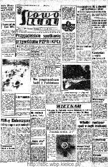 Słowo Ludu : organ Komitetu Wojewódzkiego Polskiej Zjednoczonej Partii Robotniczej, 1966, R.18, nr 26