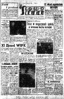 Słowo Ludu : organ Komitetu Wojewódzkiego Polskiej Zjednoczonej Partii Robotniczej, 1966, R.18, nr 27