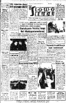 Słowo Ludu : organ Komitetu Wojewódzkiego Polskiej Zjednoczonej Partii Robotniczej, 1966, R.18, nr 31