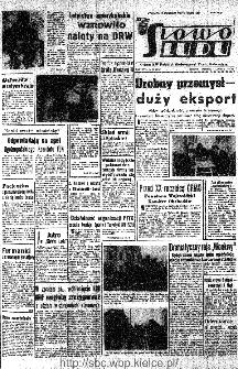 Słowo Ludu : organ Komitetu Wojewódzkiego Polskiej Zjednoczonej Partii Robotniczej, 1966, R.18, nr 32