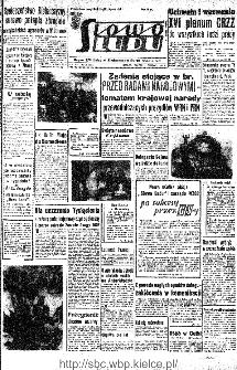 Słowo Ludu : organ Komitetu Wojewódzkiego Polskiej Zjednoczonej Partii Robotniczej, 1966, R.18, nr 35