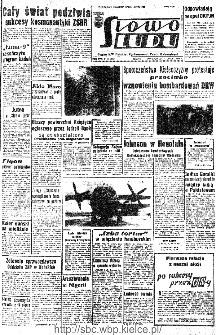 Słowo Ludu : organ Komitetu Wojewódzkiego Polskiej Zjednoczonej Partii Robotniczej, 1966, R.18, nr 38