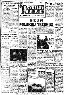 Słowo Ludu : organ Komitetu Wojewódzkiego Polskiej Zjednoczonej Partii Robotniczej, 1966, R.18, nr 42