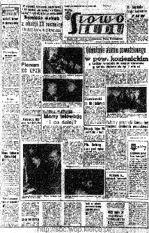 Słowo Ludu : organ Komitetu Wojewódzkiego Polskiej Zjednoczonej Partii Robotniczej, 1966, R.18, nr 51