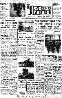 Słowo Ludu : organ Komitetu Wojewódzkiego Polskiej Zjednoczonej Partii Robotniczej, 1966, R.18, nr 52