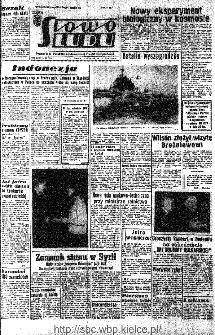 Słowo Ludu : organ Komitetu Wojewódzkiego Polskiej Zjednoczonej Partii Robotniczej, 1966, R.18, nr 55