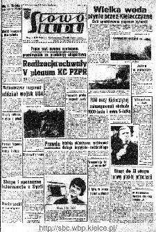 Słowo Ludu : organ Komitetu Wojewódzkiego Polskiej Zjednoczonej Partii Robotniczej, 1966, R.18, nr 59