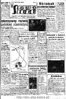 Słowo Ludu : organ Komitetu Wojewódzkiego Polskiej Zjednoczonej Partii Robotniczej, 1966, R.18, nr 63