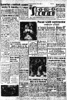 Słowo Ludu : organ Komitetu Wojewódzkiego Polskiej Zjednoczonej Partii Robotniczej, 1966, R.18, nr 66