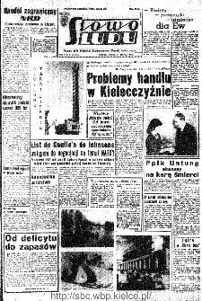 Słowo Ludu : organ Komitetu Wojewódzkiego Polskiej Zjednoczonej Partii Robotniczej, 1966, R.18, nr 68