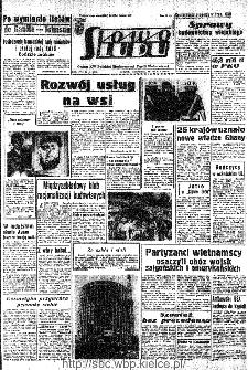 Słowo Ludu : organ Komitetu Wojewódzkiego Polskiej Zjednoczonej Partii Robotniczej, 1966, R.18, nr 69