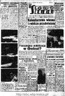 Słowo Ludu : organ Komitetu Wojewódzkiego Polskiej Zjednoczonej Partii Robotniczej, 1966, R.18, nr 81