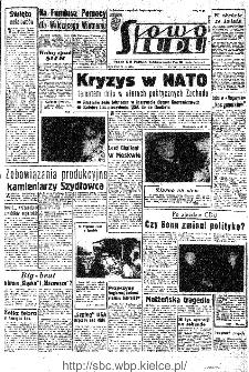Słowo Ludu : organ Komitetu Wojewódzkiego Polskiej Zjednoczonej Partii Robotniczej, 1966, R.18, nr 84