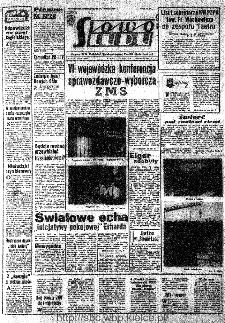 Słowo Ludu : organ Komitetu Wojewódzkiego Polskiej Zjednoczonej Partii Robotniczej, 1966, R.18, nr 86