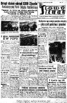 Słowo Ludu : organ Komitetu Wojewódzkiego Polskiej Zjednoczonej Partii Robotniczej, 1966, R.18, nr 90