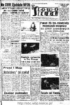 Słowo Ludu : organ Komitetu Wojewódzkiego Polskiej Zjednoczonej Partii Robotniczej, 1966, R.18, nr 96