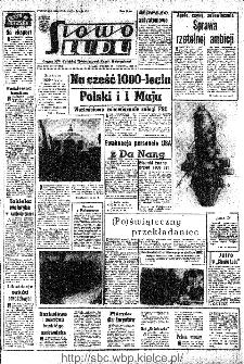 Słowo Ludu : organ Komitetu Wojewódzkiego Polskiej Zjednoczonej Partii Robotniczej, 1966, R.18, nr 102