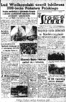 Słowo Ludu : organ Komitetu Wojewódzkiego Polskiej Zjednoczonej Partii Robotniczej, 1966, R.18, nr 108