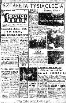 Słowo Ludu : organ Komitetu Wojewódzkiego Polskiej Zjednoczonej Partii Robotniczej, 1966, R.18, nr 115