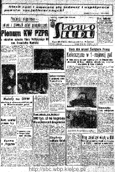 Słowo Ludu : organ Komitetu Wojewódzkiego Polskiej Zjednoczonej Partii Robotniczej, 1966, R.18, nr 119