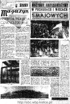Słowo Ludu : organ Komitetu Wojewódzkiego Polskiej Zjednoczonej Partii Robotniczej, 1966, R.18, nr 120 (magazyn)