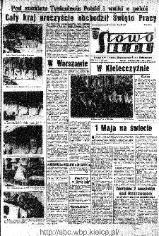 Słowo Ludu : organ Komitetu Wojewódzkiego Polskiej Zjednoczonej Partii Robotniczej, 1966, R.18, nr 122