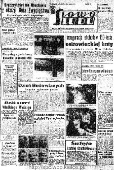 Słowo Ludu : organ Komitetu Wojewódzkiego Polskiej Zjednoczonej Partii Robotniczej, 1966, R.18, nr 129