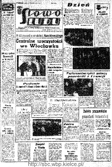 Słowo Ludu : organ Komitetu Wojewódzkiego Polskiej Zjednoczonej Partii Robotniczej, 1966, R.18, nr 135