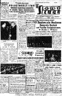 Słowo Ludu : organ Komitetu Wojewódzkiego Polskiej Zjednoczonej Partii Robotniczej, 1966, R.18, nr 140
