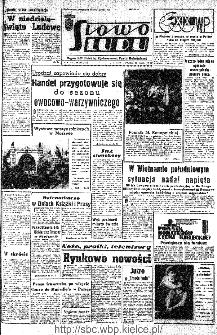 Słowo Ludu : organ Komitetu Wojewódzkiego Polskiej Zjednoczonej Partii Robotniczej, 1966, R.18, nr 144