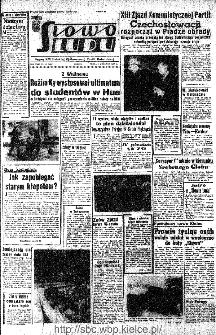 Słowo Ludu : organ Komitetu Wojewódzkiego Polskiej Zjednoczonej Partii Robotniczej, 1966, R.18, nr 152