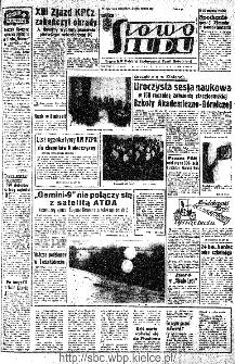 Słowo Ludu : organ Komitetu Wojewódzkiego Polskiej Zjednoczonej Partii Robotniczej, 1966, R.18, nr 156