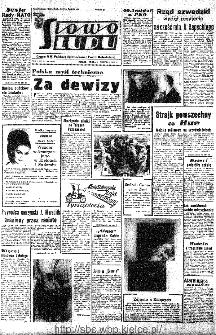 Słowo Ludu : organ Komitetu Wojewódzkiego Polskiej Zjednoczonej Partii Robotniczej, 1966, R.18, nr 159