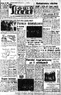 Słowo Ludu : organ Komitetu Wojewódzkiego Polskiej Zjednoczonej Partii Robotniczej, 1966, R.18, nr 160