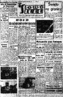 Słowo Ludu : organ Komitetu Wojewódzkiego Polskiej Zjednoczonej Partii Robotniczej, 1966, R.18, nr 161