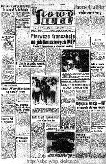 Słowo Ludu : organ Komitetu Wojewódzkiego Polskiej Zjednoczonej Partii Robotniczej, 1966, R.18, nr 165