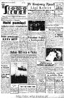 Słowo Ludu : organ Komitetu Wojewódzkiego Polskiej Zjednoczonej Partii Robotniczej, 1966, R.18, nr 178