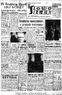 Słowo Ludu : organ Komitetu Wojewódzkiego Polskiej Zjednoczonej Partii Robotniczej, 1966, R.18, nr 179