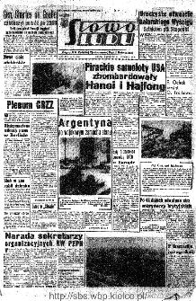 Słowo Ludu : organ Komitetu Wojewódzkiego Polskiej Zjednoczonej Partii Robotniczej, 1966, R.18, nr 181