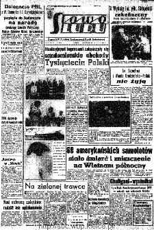 Słowo Ludu : organ Komitetu Wojewódzkiego Polskiej Zjednoczonej Partii Robotniczej, 1966, R.18, nr 185