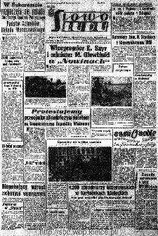 Słowo Ludu : organ Komitetu Wojewódzkiego Polskiej Zjednoczonej Partii Robotniczej, 1966, R.18, nr 186