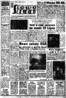 Słowo Ludu : organ Komitetu Wojewódzkiego Polskiej Zjednoczonej Partii Robotniczej, 1966, R.18, nr 191