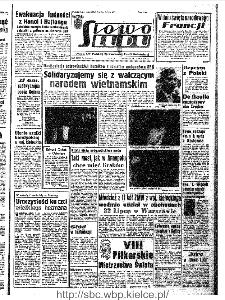 Słowo Ludu : organ Komitetu Wojewódzkiego Polskiej Zjednoczonej Partii Robotniczej, 1966, R.18, nr 195