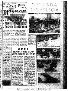 Słowo Ludu : organ Komitetu Wojewódzkiego Polskiej Zjednoczonej Partii Robotniczej, 1966, R.18, nr 204 (magazyn)