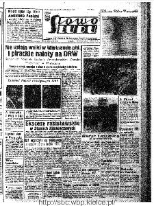 Słowo Ludu : organ Komitetu Wojewódzkiego Polskiej Zjednoczonej Partii Robotniczej, 1966, R.18, nr 206
