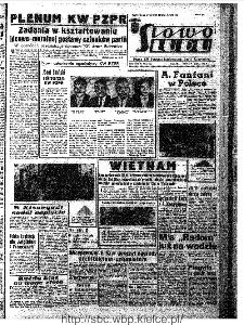 Słowo Ludu : organ Komitetu Wojewódzkiego Polskiej Zjednoczonej Partii Robotniczej, 1966, R.18, nr 208